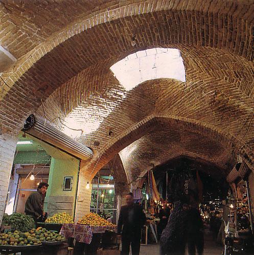 n00028631-b بازار تاریخی زنجان