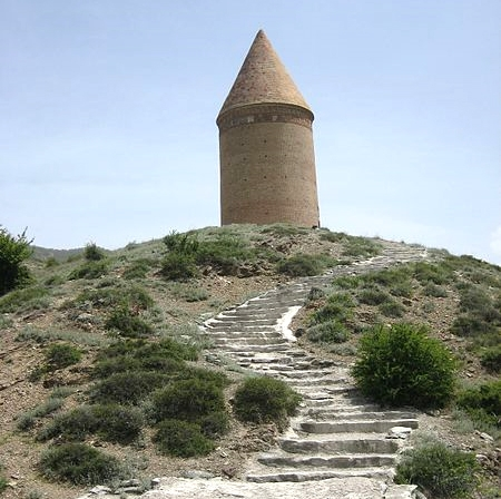 برج رادکان کردکوی