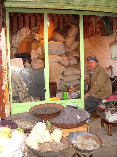 saghez3 بازار قدیمی سقز