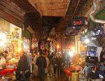 بازار قدیمی سقز