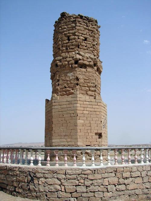 برج کلاه فرنگی شوشتر