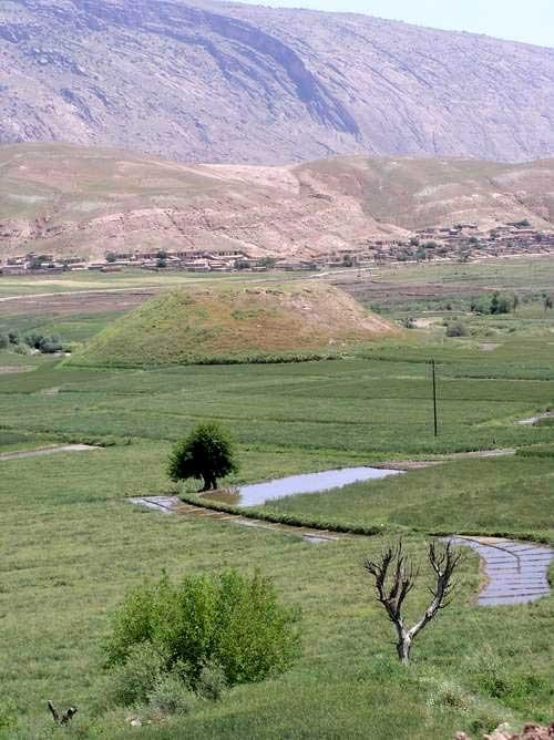 شهر تاریخی سیروان