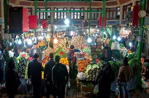 بازار تجریش بازار تجریش تهران، تاریخچه و معرفی کامل بازار