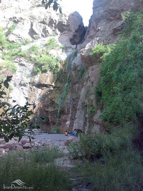 آبسر 6 آبشار آبسر