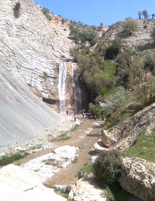 آبشار-اما5 آبشار اما ایلام