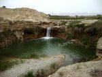 آبشار تلخ آب سعدآباد