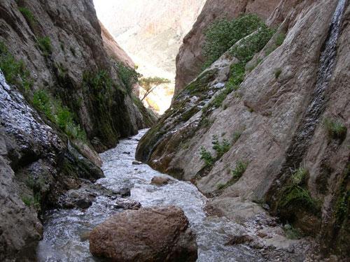 عکس های آبشار توی شهرستان اسفراین