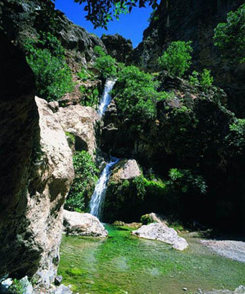 آبشار دربند