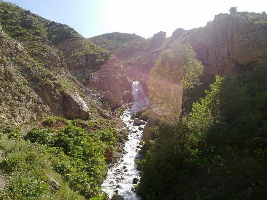 آبشار شکرآب