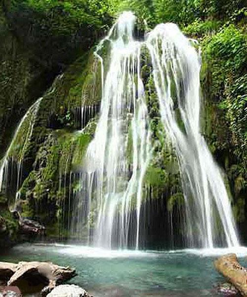 آبشار چم آو آبشار چم آو