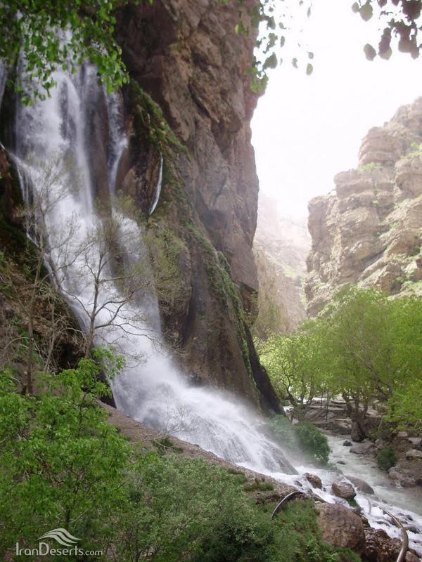 آب سفید 2 آبشار آب سفید