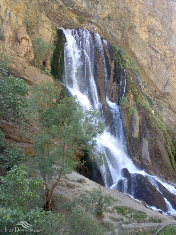 آب سفید 3 آبشار آب سفید