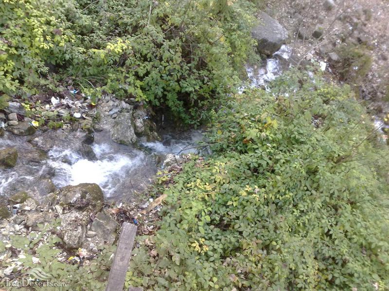 آب پری 6 آبشار آب پری