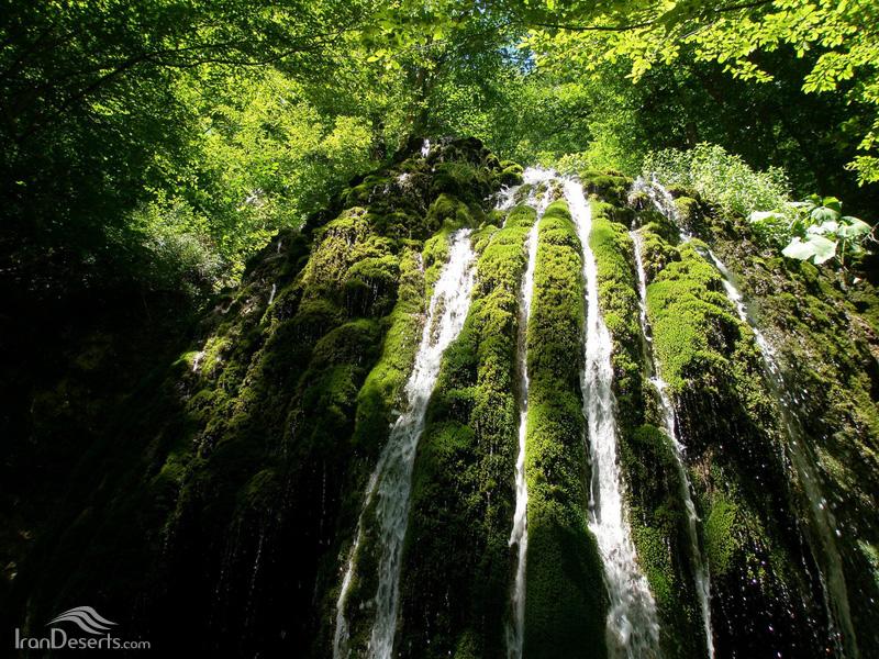 اسپه او آبشار اسپه او