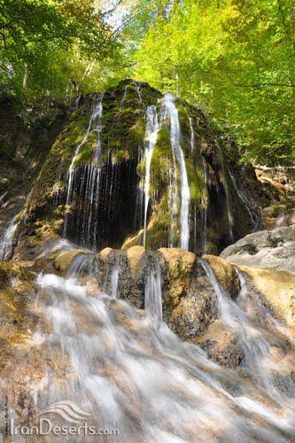 اسپه او1 آبشار اسپه او