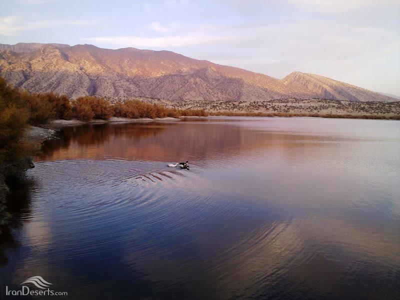 الوان 5 دریاچه برم الوان