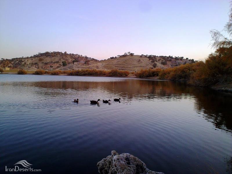 الوان 6 دریاچه برم الوان