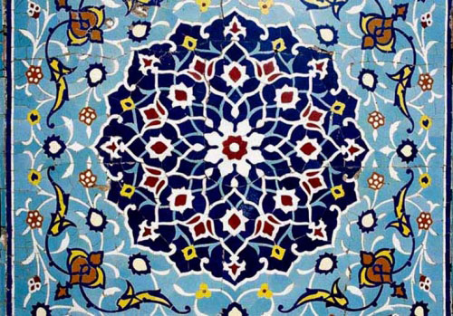 امامزاده-سید-ابراهیم--تزئینات(1) امامزاده سید ابراهیم