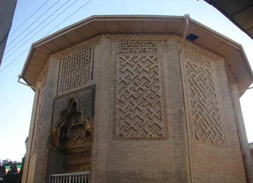 امامزاده-نور امامزاده اسحاق گرگان