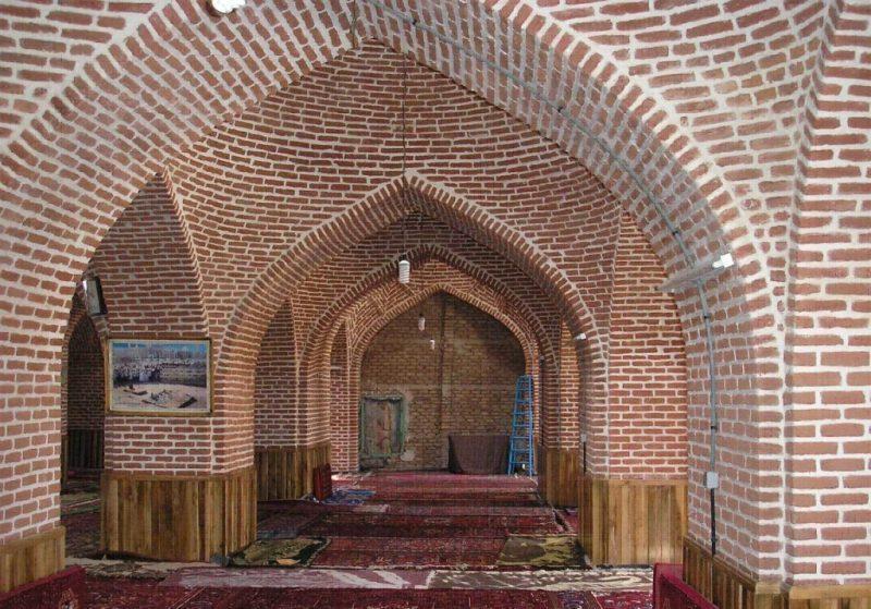 اهر 3 مسجد جامع اهر