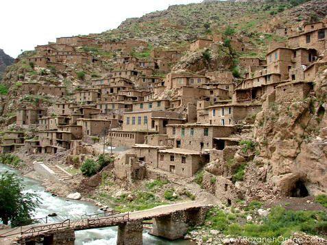 روستای اورامان