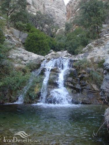باباروزبهان 1 آبشار باباروزبهان