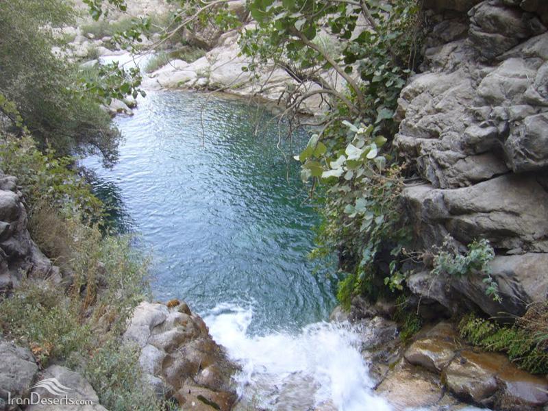 باباروزبهان 3 آبشار باباروزبهان