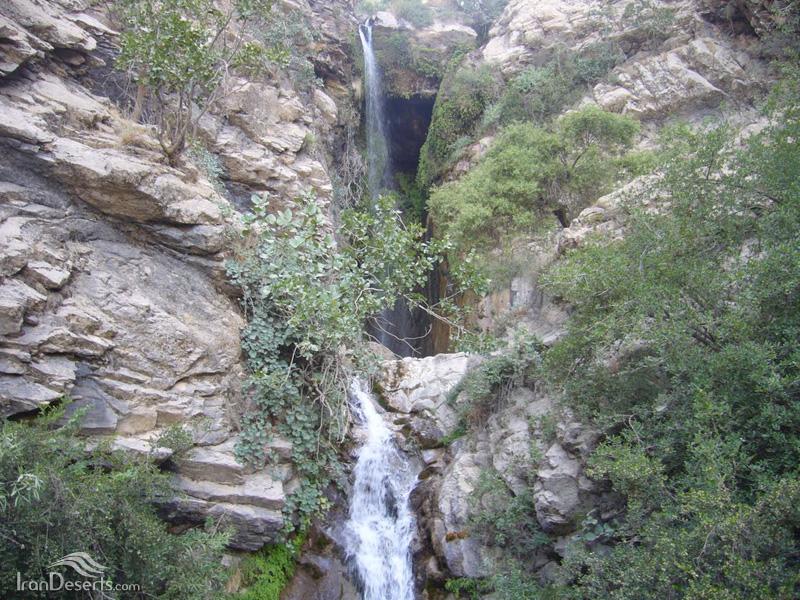 باباروزبهان 4 آبشار باباروزبهان