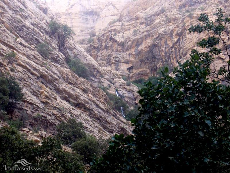 باباروزبهان 5 آبشار باباروزبهان