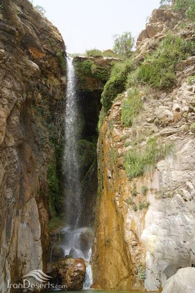 بابا روزبهان 7 آبشار باباروزبهان