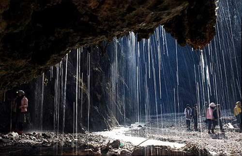 باران-کوه آبشار باران کوه