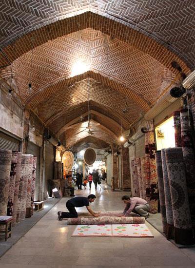 بازار تاریخی ارومیه