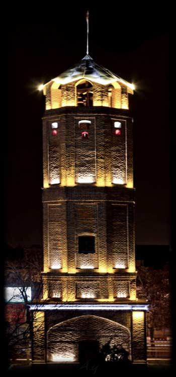 برج آتش نشان