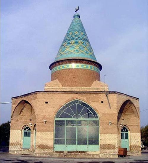بقعه-شاهزاده-زیدالکبیر2 امامزاده زیدالکبیر ابهر
