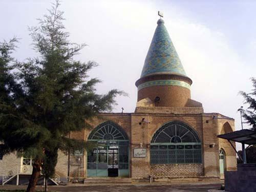 بقعه-شاهزاده-زیدالکبیر3 امامزاده زیدالکبیر ابهر