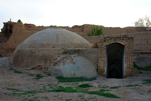 حمام-جاجرم4 حمام تاریخی جاجرم