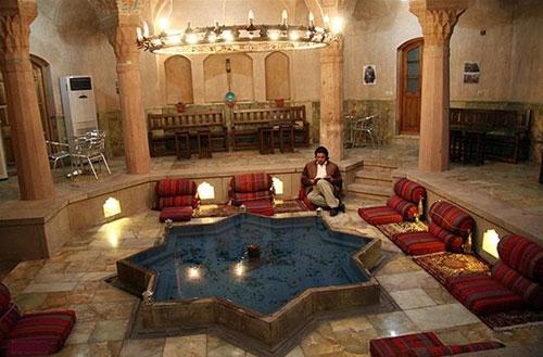 حمام نوبر  جاهای دیدنی تبریز (معرفی 100 جاذبه با عکس)
