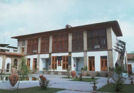 خانه کلبادی