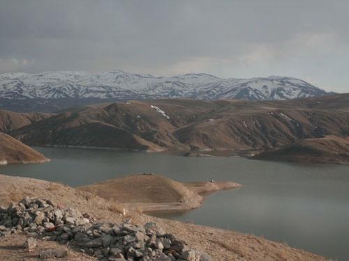 دریاچه-سد-ستارخان دریاچه سد ستارخان