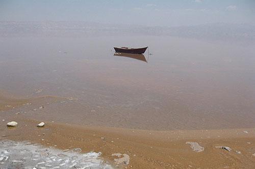 دریاچه-مهارلو3 دریاچه مهارلو