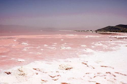 دریاچه-مهارلو4 دریاچه مهارلو