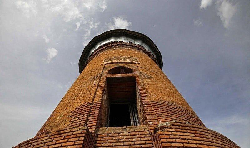برج رسکت  برج رِسکِت