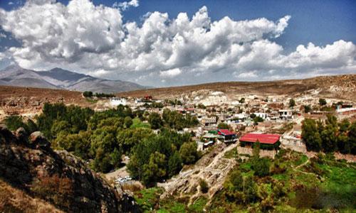 روستای بیله درق