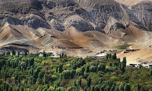 عکس های زیبای روستای گلیان شهرستان شیروان خراسان شمالی