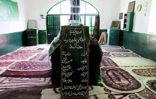زیارتگاه-خالد-نبی5 زیارت خالد نبی