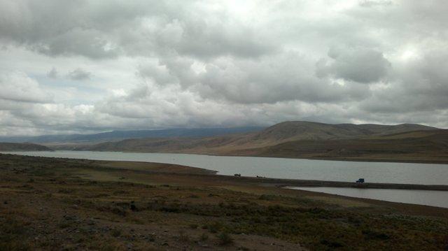 ستارخان دریاچه سد ستارخان