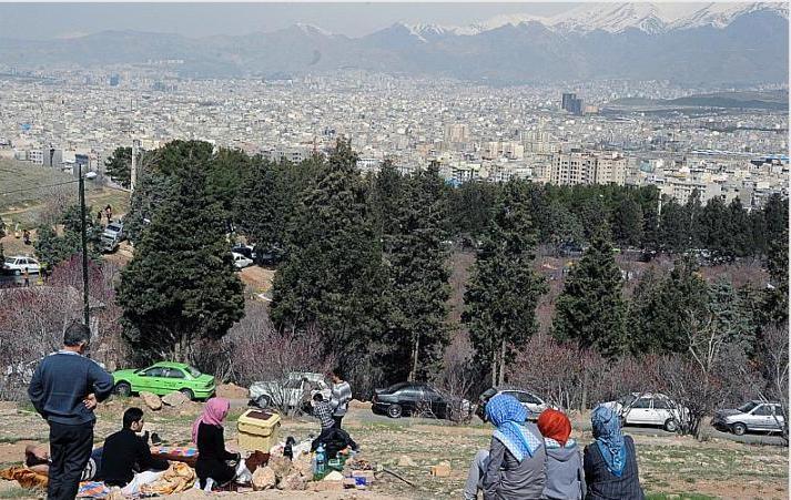 پارک جنگلی سرخه حصار پارک های جنگلی تهران - 15 پارک با آدرس و عکس