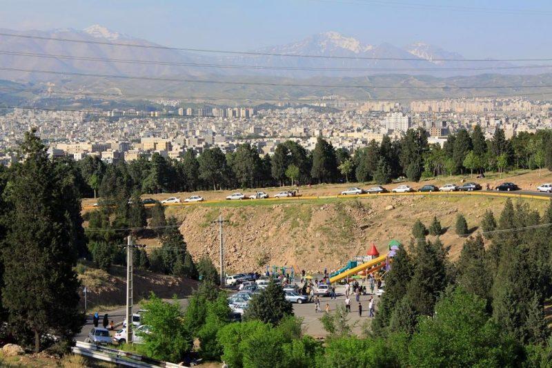 20 جای دیدنی تهران در تابستان
