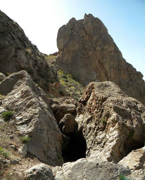 غار-گلجیک4(1) غار گلجیک