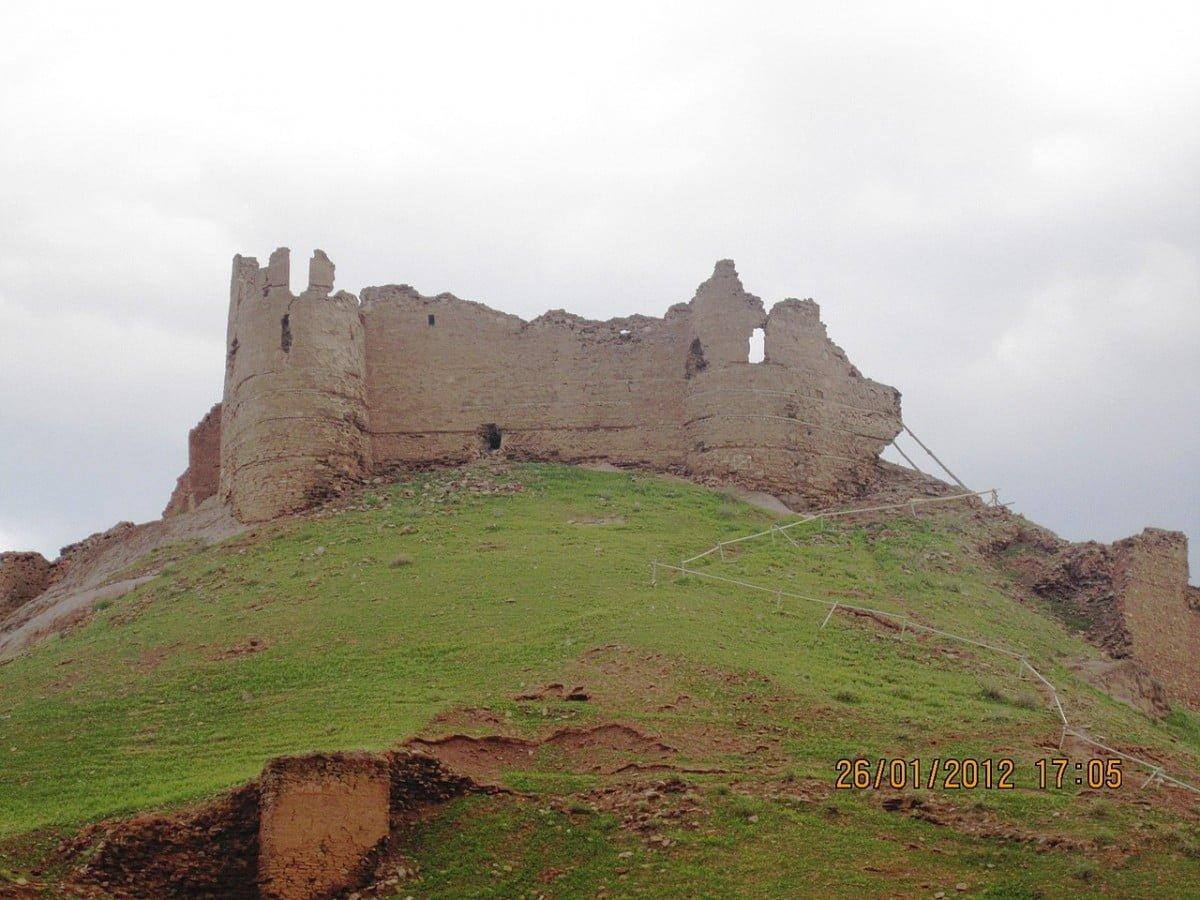قلعه سمیران  قلعه سمیران قزوین